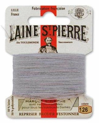 Laine St Pierre Darning Wool Dust 126