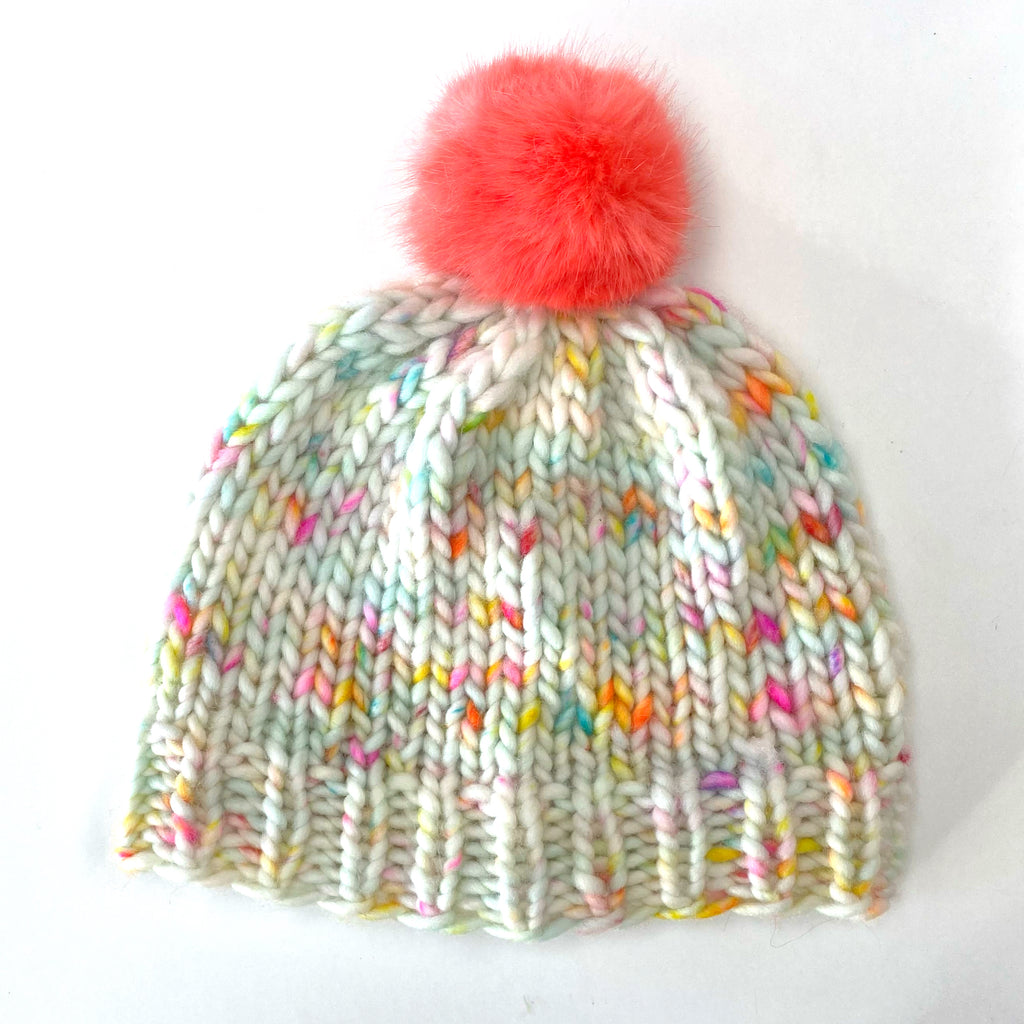 Super Quick Super Chunky Hat Pattern by Mrs Moon