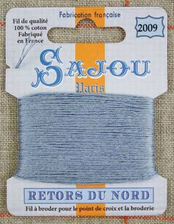 Retors Du Nord Embroidery Cotton Mist 2009
