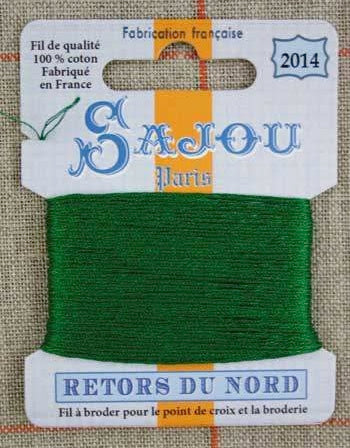 Retors Du Nord Embroidery Cotton Grass 2014