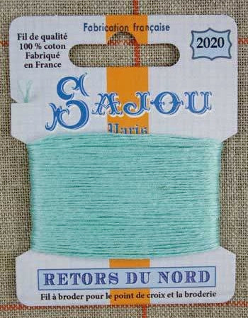 Retors Du Nord Embroidery Cotton Water 2020