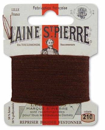 Laine St Pierre Darning Wool Otter 210