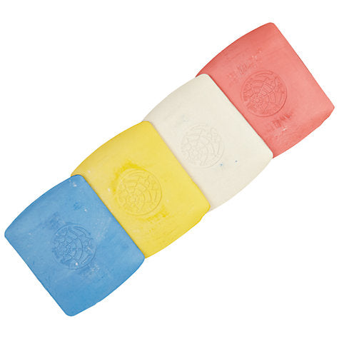 Tailors' Chalk, assorted colours