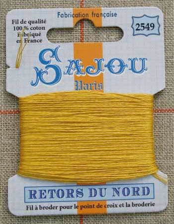 Retors Du Nord Embroidery Cotton Autumn 2549