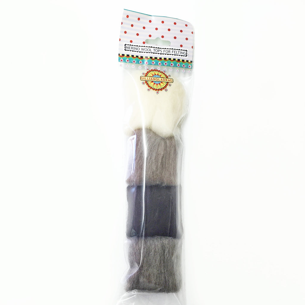 Natural British Wooltops 25g bag