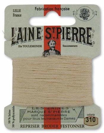 Laine St Pierre Darning Wool Seal 310