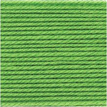 Soft Merino Aran 052 Grass Green