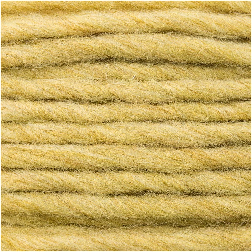 Rico Essentials Super - Super Chunky Yarn 035 Pastel Yellow