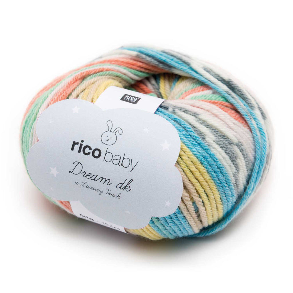 Baby Dream Uni Lux Touch 004 Multicolour