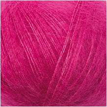 Super Kid Mohair Silk 25g Fuschia 021