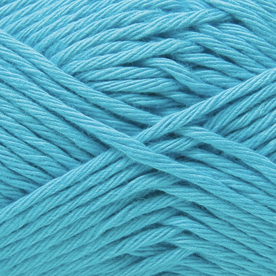 Rico Creative Cotton Aran Sky Blue 37