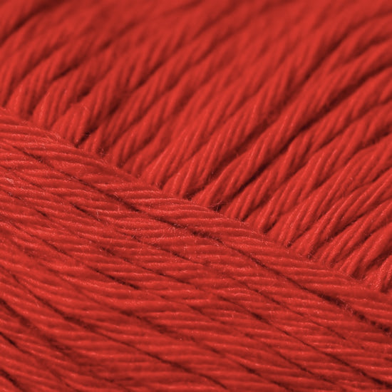 Rico Creative Cotton Aran Red 05