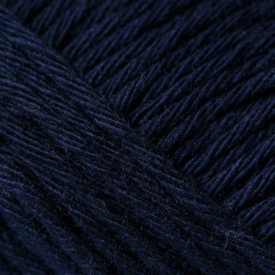Rico Creative Cotton Aran Dark Blue 38