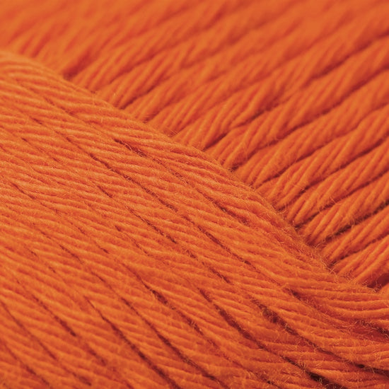 Rico Creative Cotton Aran Orange 74