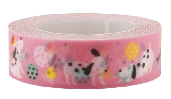 Washi Tape Puppy