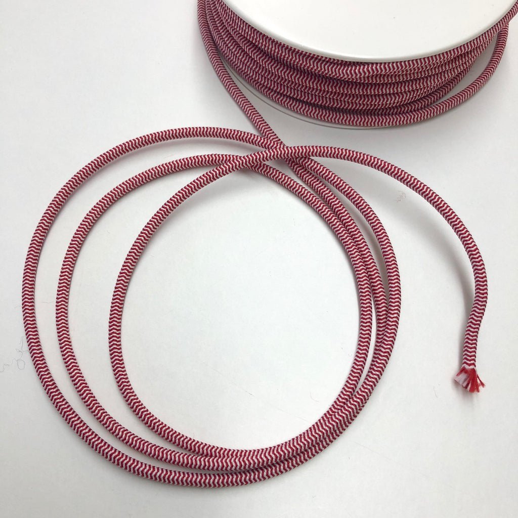 5mm Elastic Bungee 08 red