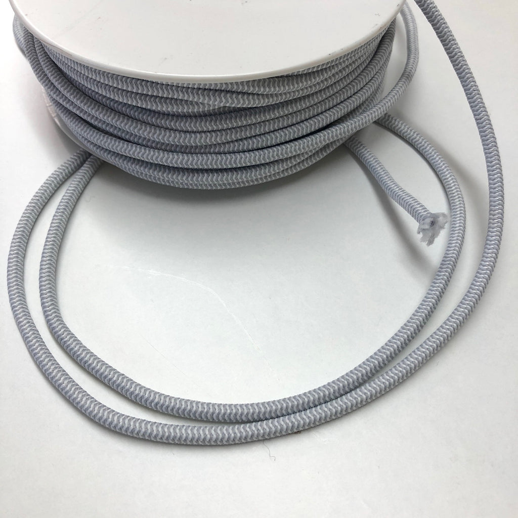 5mm Elastic Bungee 31 pale grey