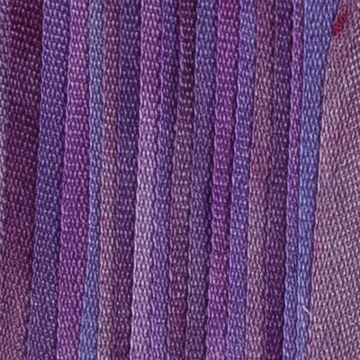 Hand Dyed Silk Ribbon Lavender 34
