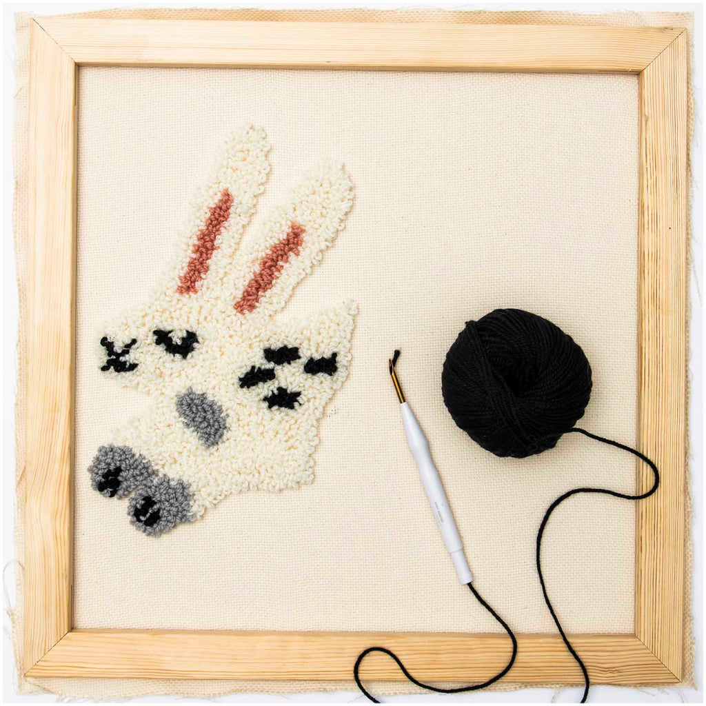 Punch Needle / Embroidery Wooden Frame 45cm x 45cm
