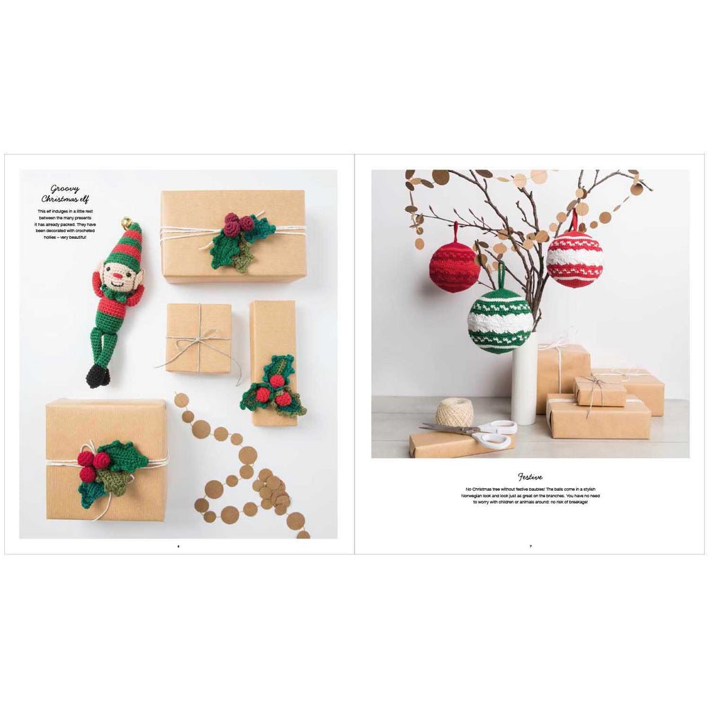 Ricorumi Jolly Xmas Booklet (9 patterns)