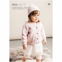 Baby Dream Uni Pattern 792 Jacket & Hat