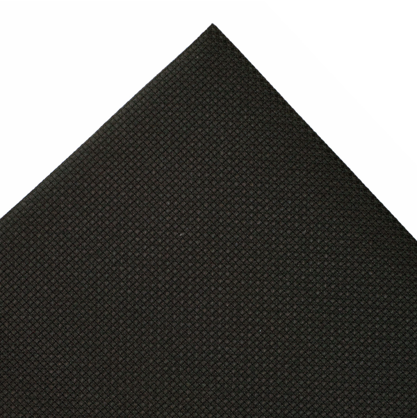 Aida Needlecraft Fabric: 30 x 45cm: 14 Count: Black