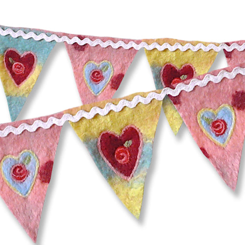 COMPLETE Best In Show Wet Bunting Felting Kit