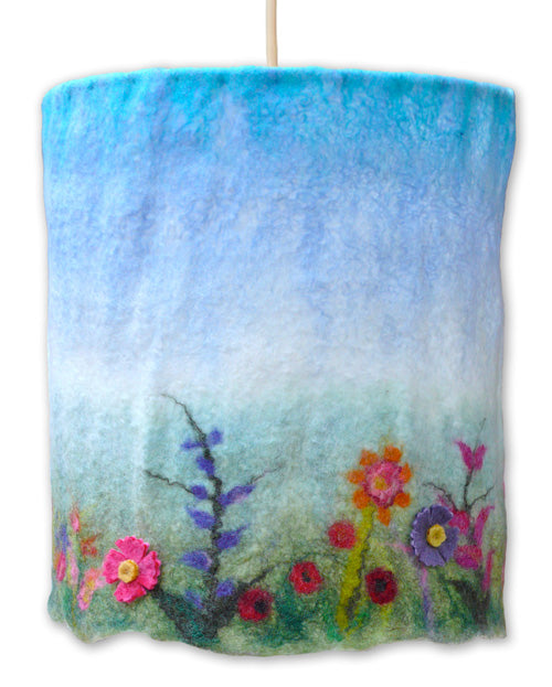 Brilliant Millicent Lampshade Wet Felting Kit