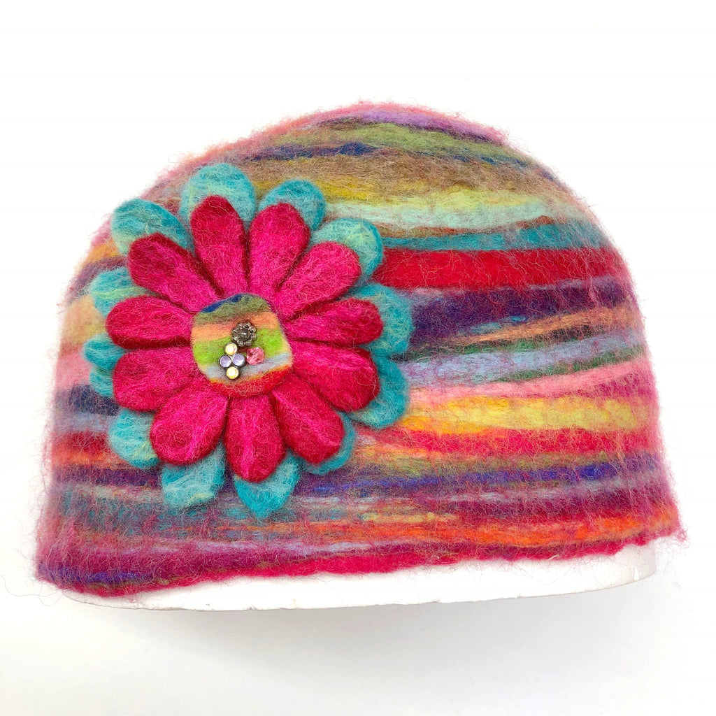 Learn to Make a Felt Hat Course 9/11/19