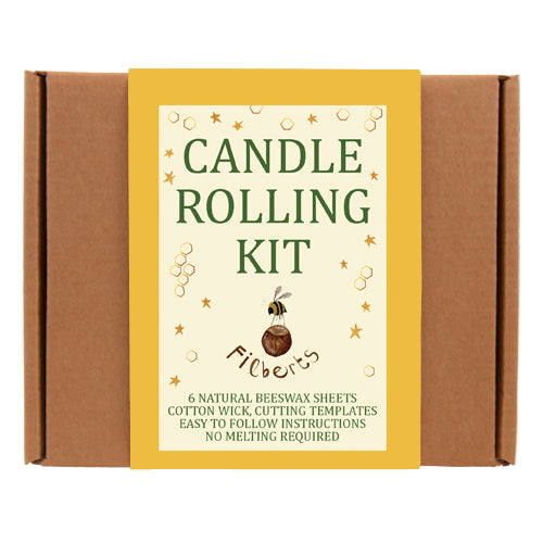 Beeswax Candle Rolling Kit