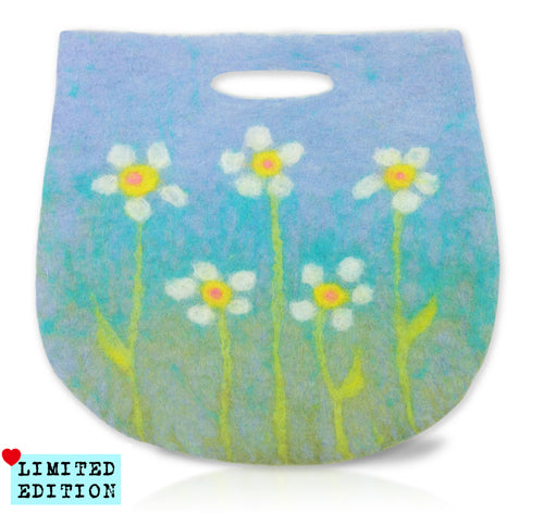 COMPLETE Daisy Chain (Limited Edition) Bag Felting Kit
