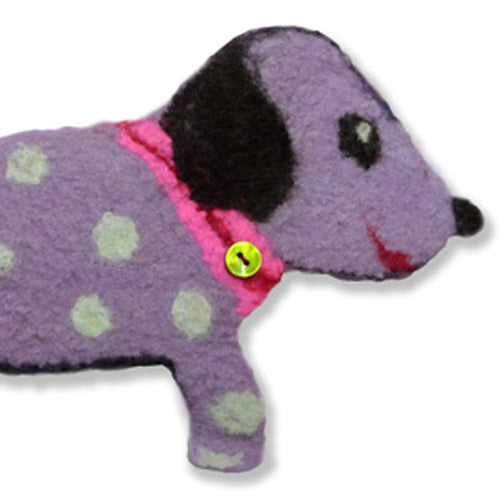 Doris Dogletti Kids Dog Felting Kit