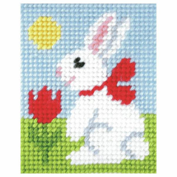 Embroidery Kit: Easter Bunny
