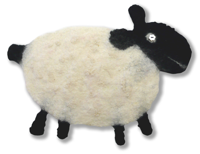 Fabber Dabber Ewe Kids Sheep Felting Kit
