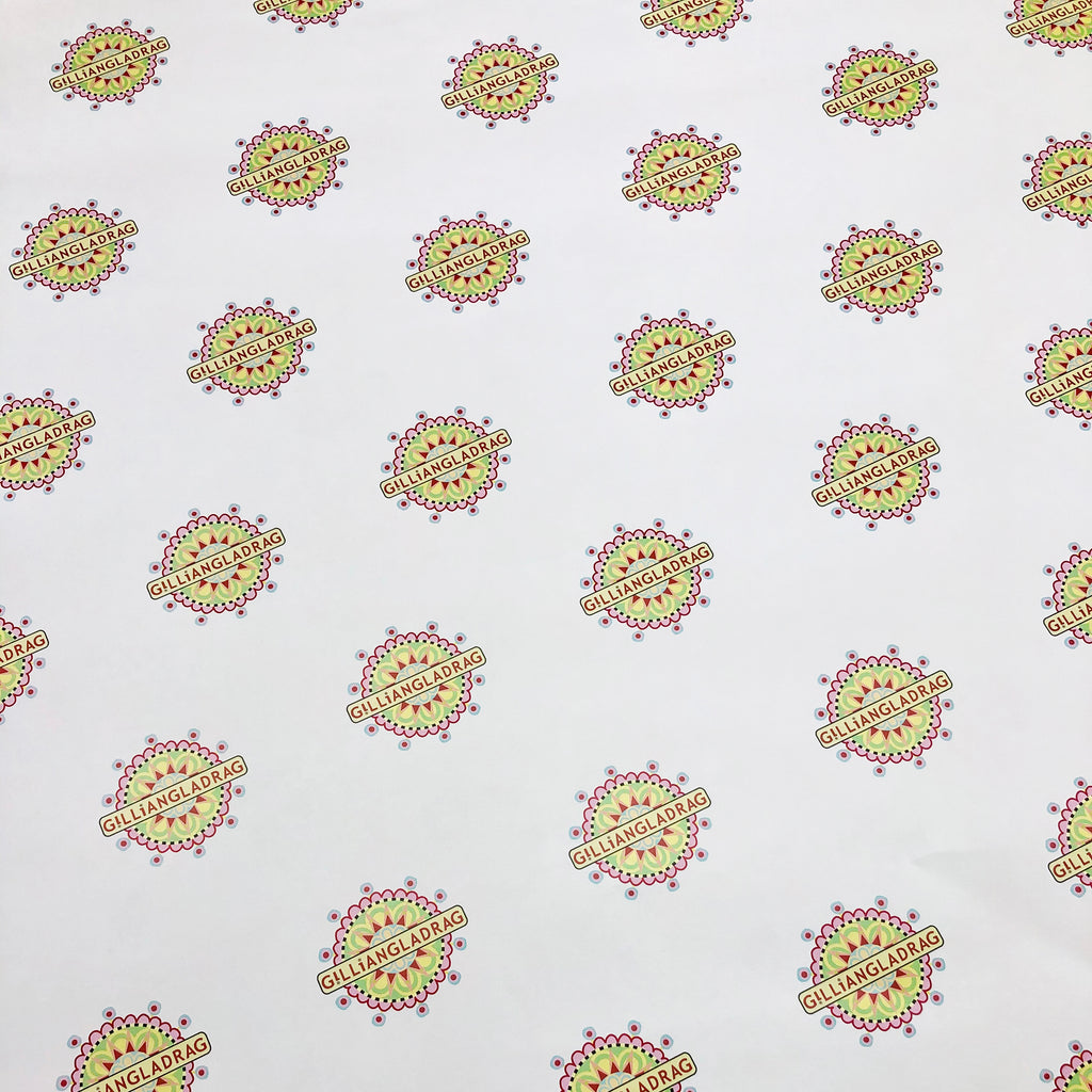 Gilliangladrag wrapping paper x 1 sheet