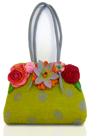 Glorious Gloria Felting Bag Kit