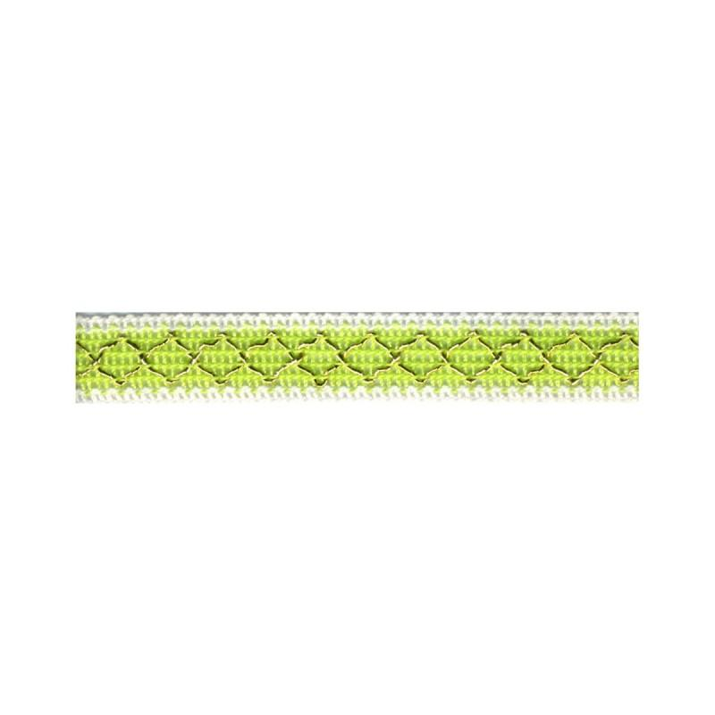 Gold Thread Diamond Trim Green 16