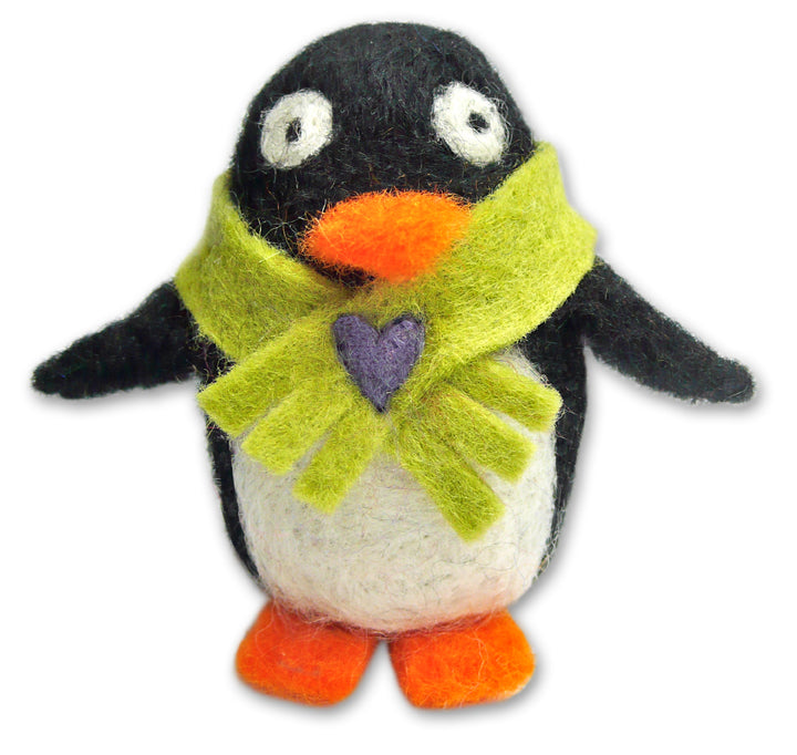 Gwendoline Penguin Needle Felting Kit Penguin