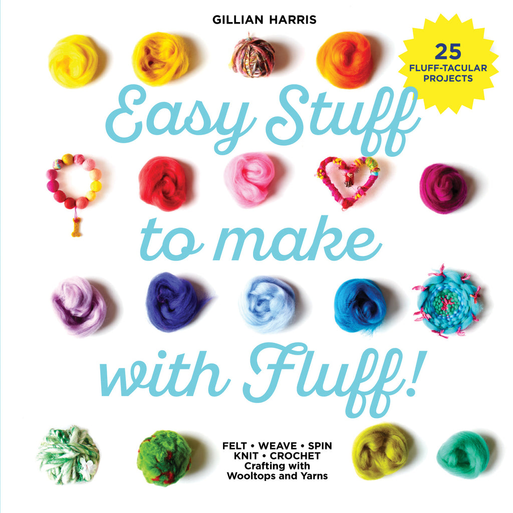 Easy Stuff to Make with Fluff (SIGNED)