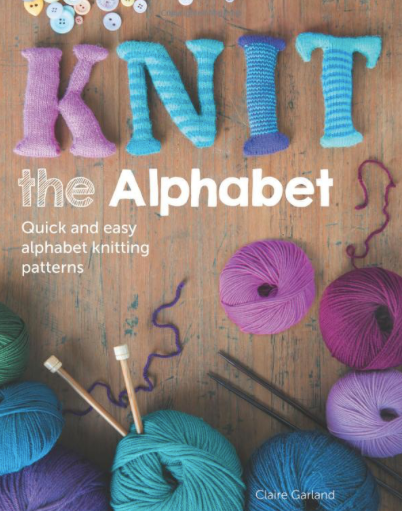 Knit the Alphabet by Claire Garland