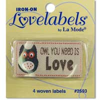 Owl you need is love Lovelabels