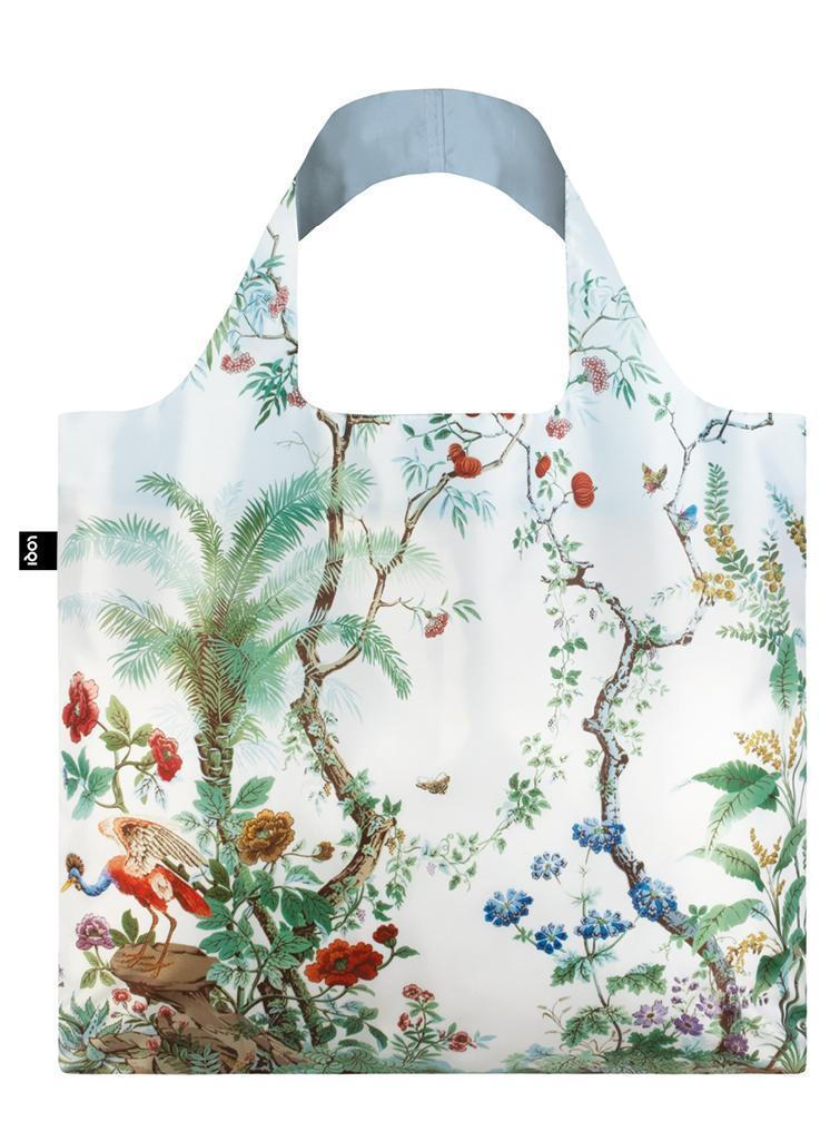 MAD Chinese Decor Foldable Shopping Bag with pouch