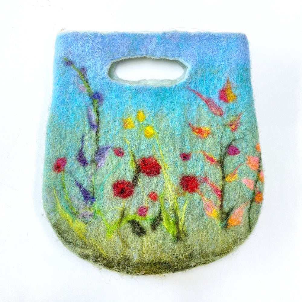 MINI Miss Millicent Bag Wet Felting Kit