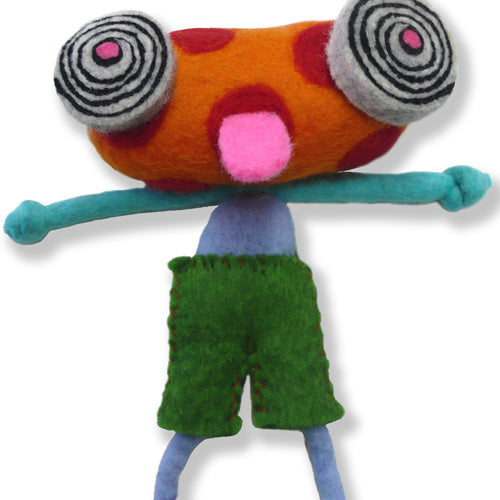 Monstrous Maurice Kids Monster Felting Kit