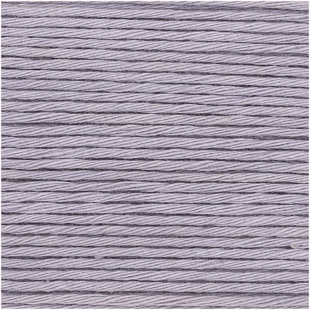Rico Creative Cotton Aran Lilac 009