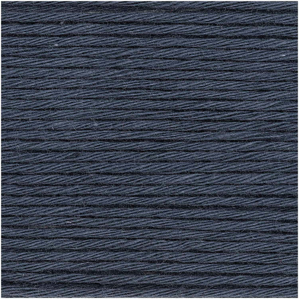 Rico Creative Cotton Aran Night Blue 19
