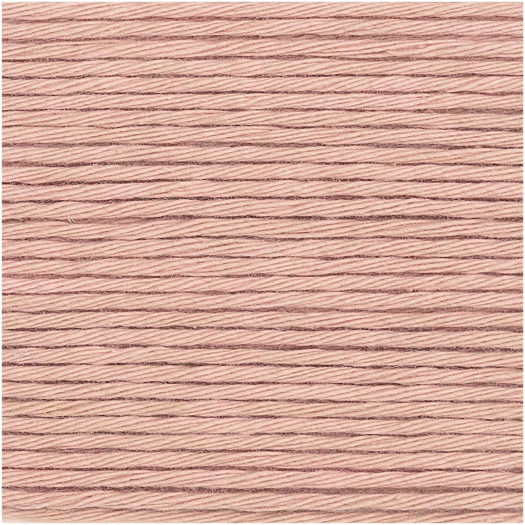 Rico Creative Cotton Aran Smokey Pink 06