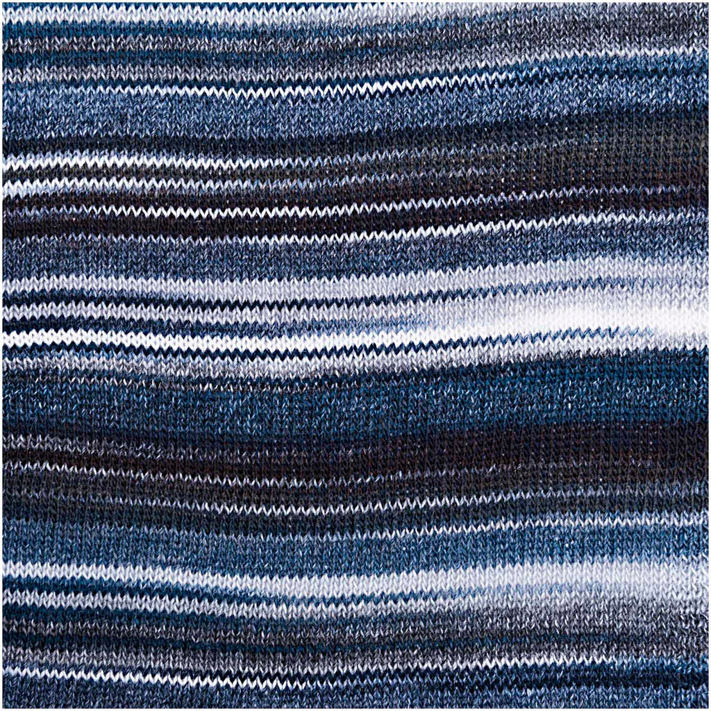 Rico Melange Double Knit Blue Mix 18