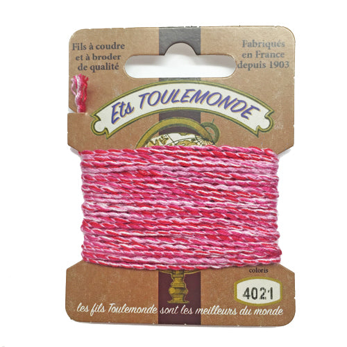 Sajou Novelty Rochefort thread 4021 pinks