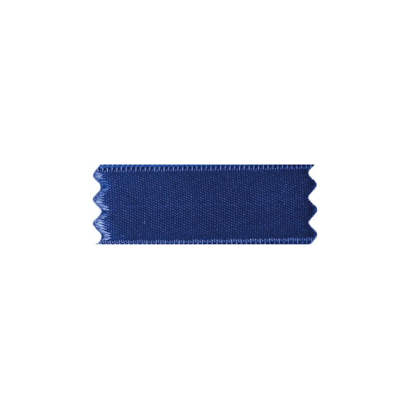 Satin Ribbon 15mm Colour 28 inky denim